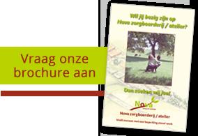 Brochure Aanvragen