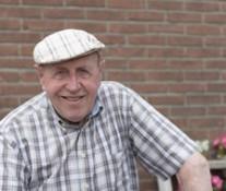Wim Dieker kletst wat af in het Proathuus